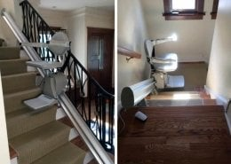 Stairlift Options That Suit Your Staircase