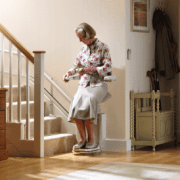 The perfect stairlift