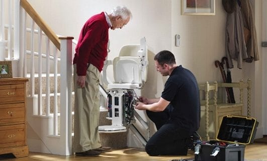 Stairlifts Maintenance