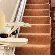 Stairlifts Safety features