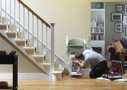 Professional Stairlift installation
