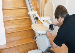 Stairlift Custom and Quality Experience