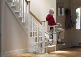 Safe Stairlift