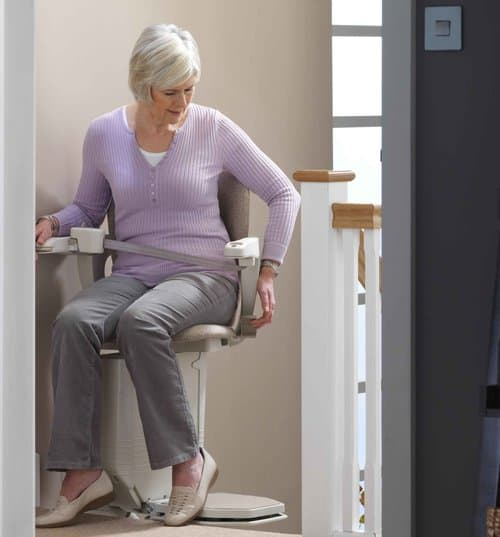 Stannah Stairlift Swivel Seats
