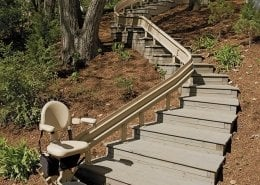 Places You Can Install Outdoor Stairlift