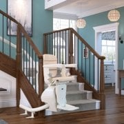 Sontemporary styling and Design for Siena 260 Stairlift