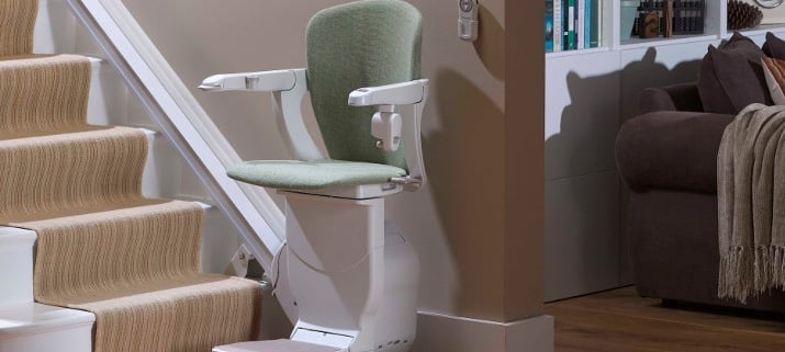 stannah stairlift style and decor