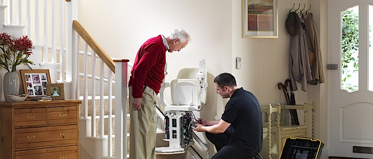 Battery Disconnect Switch-Stannah Stairlift